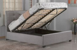 Fabric Ottoman Bed Frame Ford
